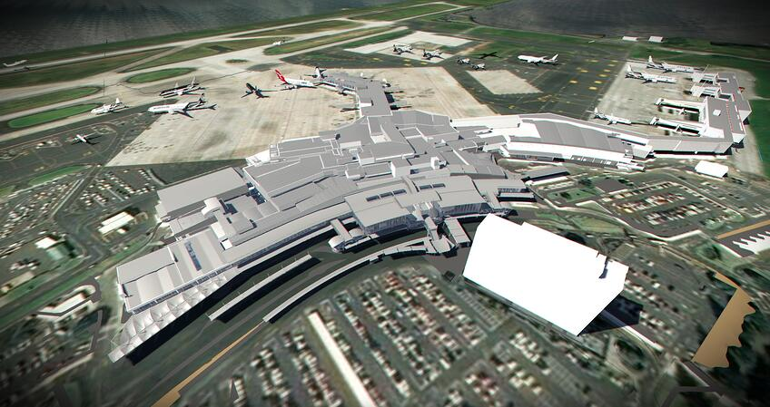 Auckland Airport#1
